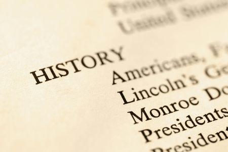 reference book: Selectivo centro de la p�gina con la palabra y las correspondientes categor�as de la historia.