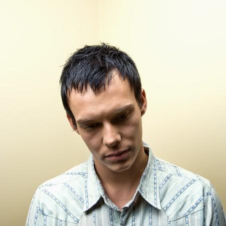 Portrait of young Caucasian man. Stock Photo - 6924719