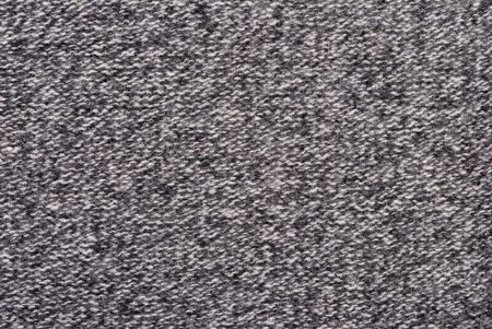 Wool grey and white texture Stock Photo