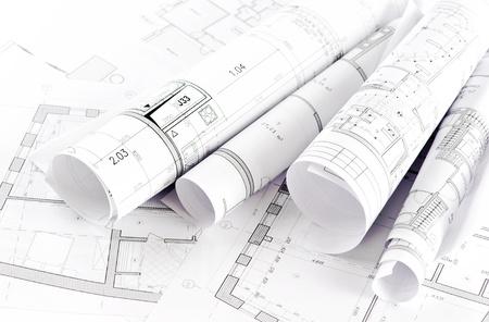 Parte del proyecto arquitectónico