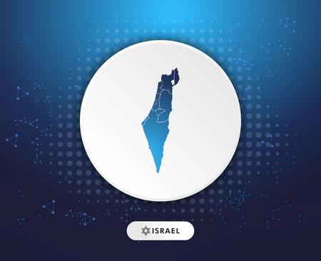 Israel creative concept