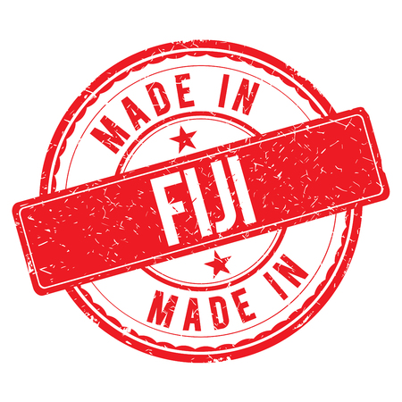made: Made in FIJI stamp