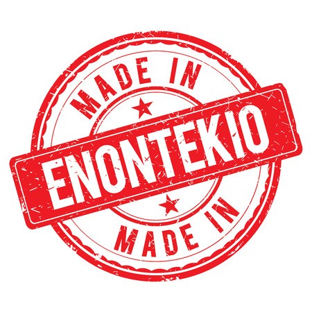made: Made in ENONTEKIO stamp