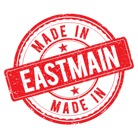 made: Made in EASTMAIN stamp