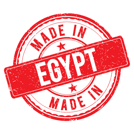made: Made in EGYPT stamp
