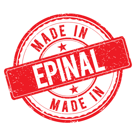 made: Made in EPINAL stamp