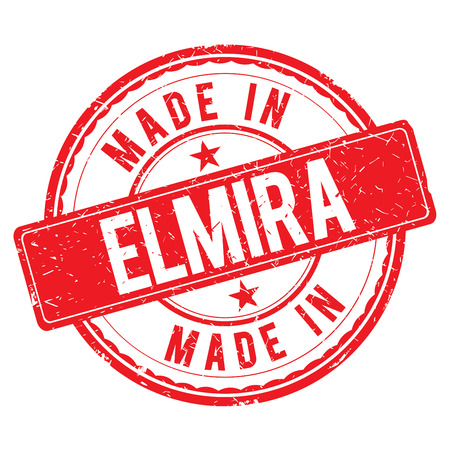 made: Made in ELMIRA stamp