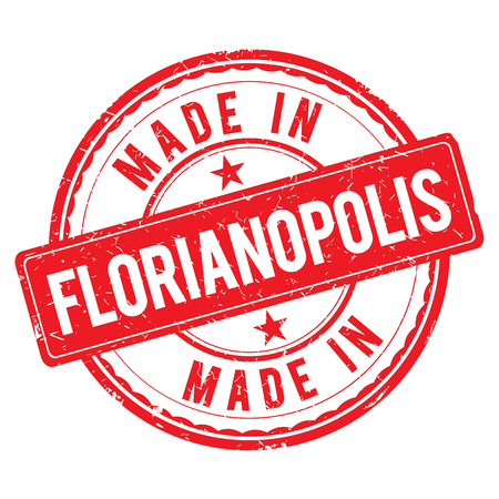 made: Made in FLORIANOPOLIS stamp
