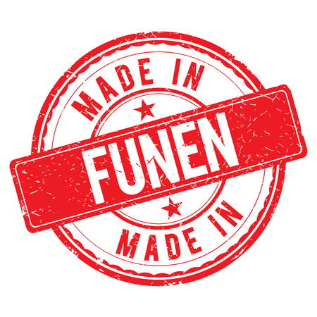 made: Made in FUNEN stamp
