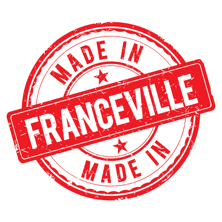 made: Made in FRANCEVILLE stamp
