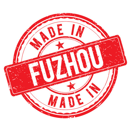 made: Made in FUZHOU stamp