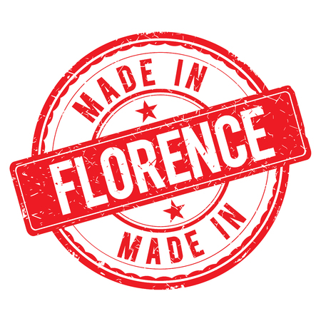 made: Made in FLORENCE stamp