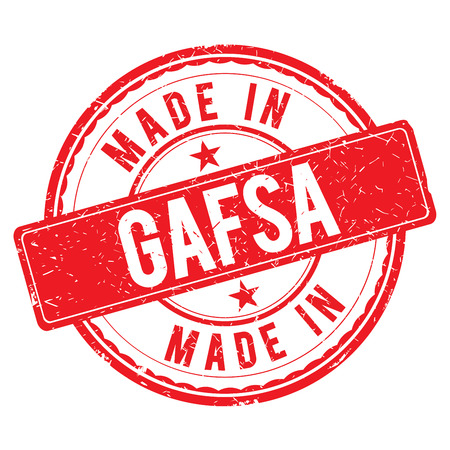 made: Made in GAFSA stamp