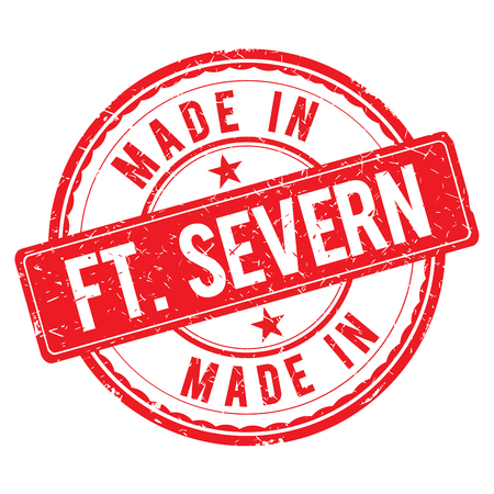 made: Made in FT-SEVERN stamp