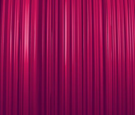 operetta: Purple curtain