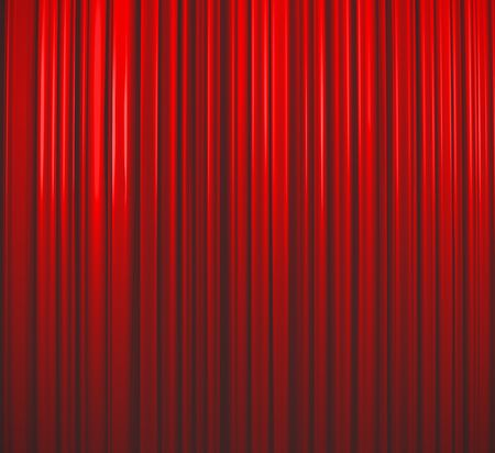 operetta: Deep Red Curtain