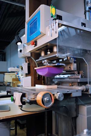 pad printer for color prints on items