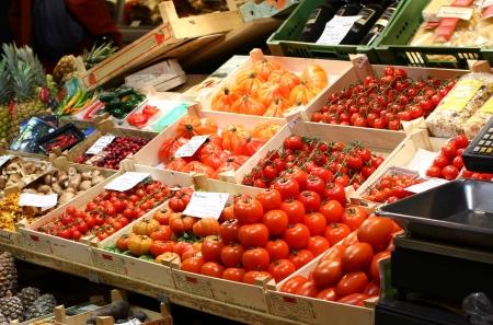 stuttgart: Market in Stuttgart