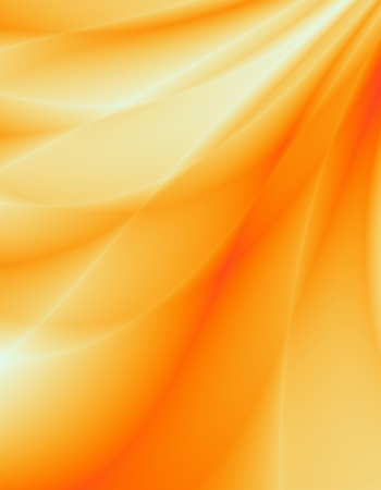 Orange card wallpaper