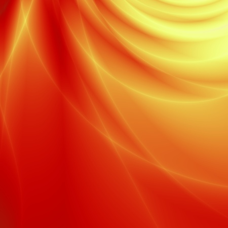 Oranje kaart ontwerp
