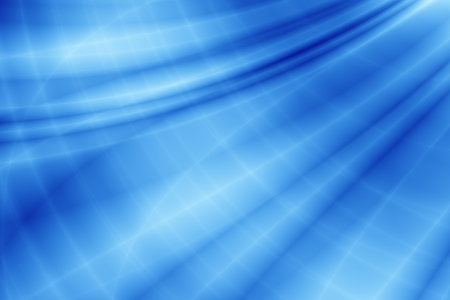 Wave blue abstract background