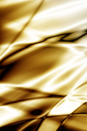 Golden light abstract background Stock Photo