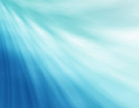 Blue wave background Stock Photo
