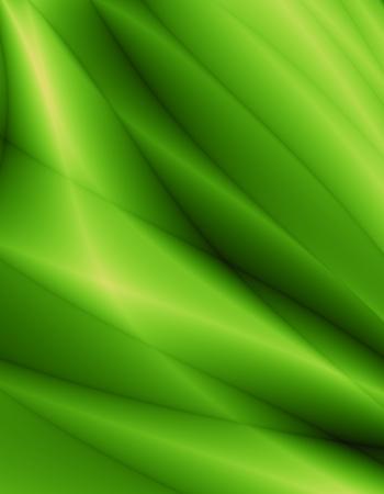 Green wallpaper design Stock Photo