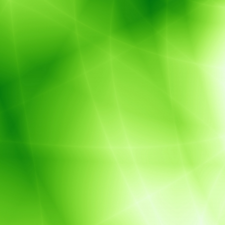 Green abstract nature background Stock Photo