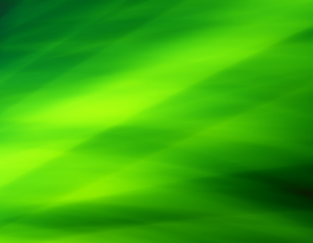 Green abstract natutre background