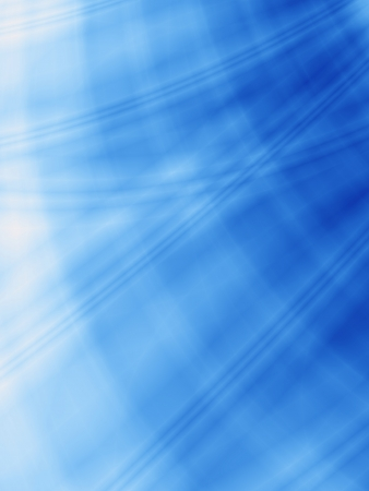 Blue palette abstract background