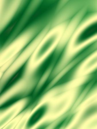 Flow green abstract pattern wallpaper
