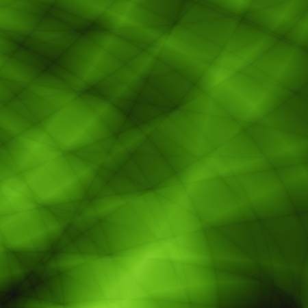 Green nature eco abstract pattern illustration Stock Photo