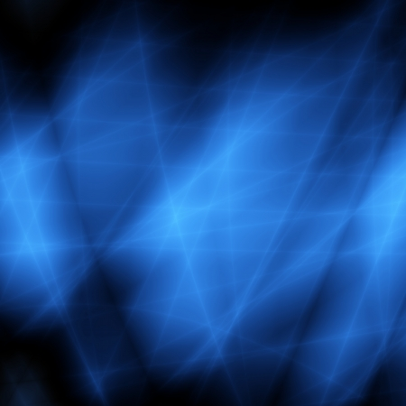 flux: Energy storm blue abstract pattern background