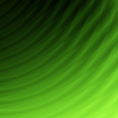 Wave background green abstract design