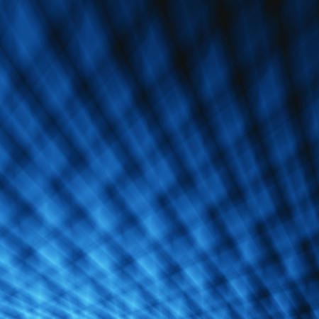 High technology abstract blue background Stock Photo