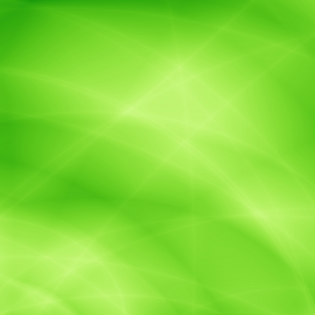 Green bright background abstract web pattern Stock Photo