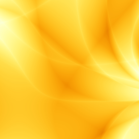 Summer yellow groovy abstract amber web page wallpaper background Stockfoto