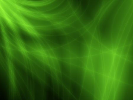 Green floral energy abstract web pattern background Stockfoto