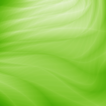 green  pattern: Wavy eco green abstract card design