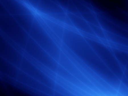 Line tech abstract blue magic background
