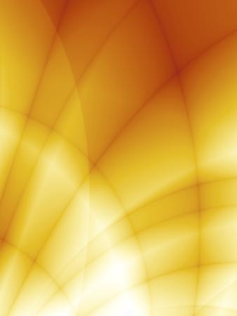 Sunny fun abstract yellow web pattern Stock Photo