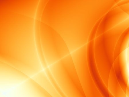 Bright fun orange golden web template background Zdjęcie Seryjne