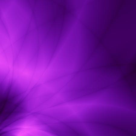 紫のエネルギー光素敵な抽象的なデザイン 写真素材