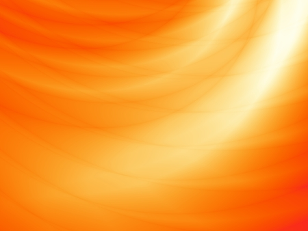 Orange summer abstract web wallpaper background