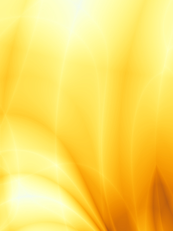 Sunset amber abstract card wallpaper background