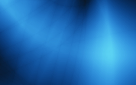 background light: Wide screen blue deep abstract web pattern
