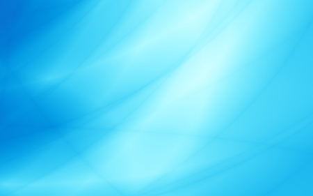 Wide turquoise blue summer abstract background