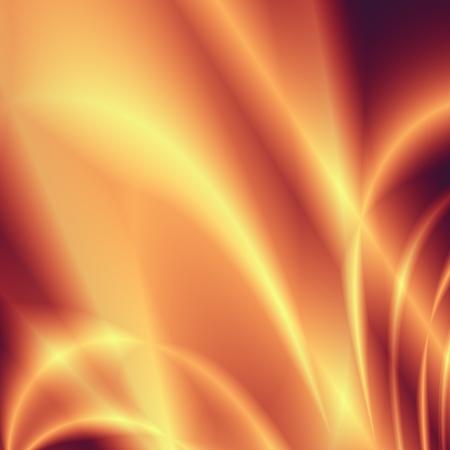 Energy background abstract orange design
