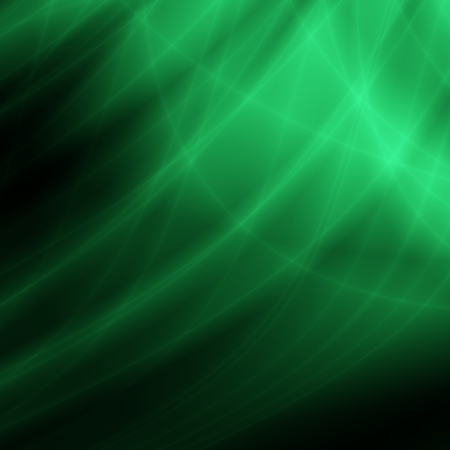 green  wave: Sun abstract eco green modern background